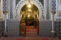 Mosque - Fez - Morocco (wietsej) Tags: zeiss sony mosque morocco fez 24 18 nex7 sel24f18z