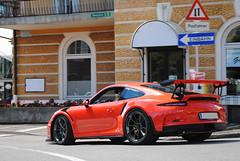 Porsche 911 (991) GT3 RS (MarcoT1) Tags: austria sterreich am nikon 911 porsche rs 991 gt3 velden wrthersee d3000 sportwagenfestival