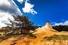 Les ocres de Rustrel: le Sahara Provenal-003 (bonacherajf) Tags: lubron rustrel ocres provence