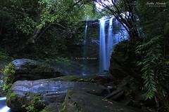 Kabaragoi Ella Fall (Athwelthota) (Asitha Mirando) Tags: fall canon waterfall ella srilanka slowshutterspeed 500d longexpossure athwelthota   kabaragoi