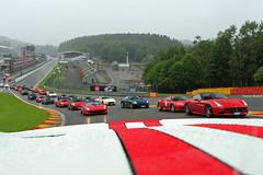 Passione Ferrari 2016 (yannickminet) Tags: ferrari 488 458 california californiat 612 ff f355 spa spafrancorchamps francorchamps passioneferrari track trackday circuit supercar dreamcar sportcar auto voiture automobile automotive