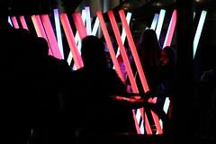 light sticks (cskk) Tags: light lights sticks colours sydney vivid australia 2016