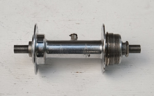 BSA rear hub PATTERN D with extended flange 36 hole_5378