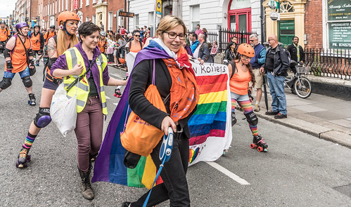 PRIDE PARADE AND FESTIVAL [DUBLIN 2016]-118076