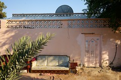 Pink (dmjames58) Tags: leica travel colour heritage architecture uae streetlife oldhouse abudhabi leicam240