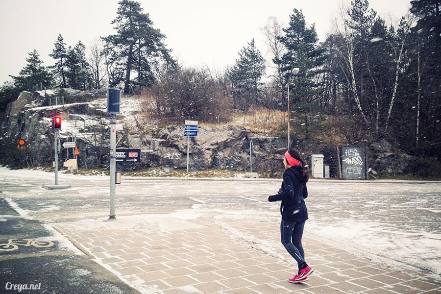 2016.06.23 ▐ 看我歐行腿 ▐ 謝謝沒有放棄的自己,讓我用跑步遇見斯德哥爾摩的城市森林秘境 08