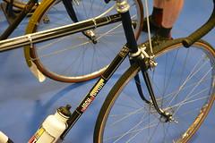 DSC_0441 Jack Taylor curved seat tube TT bike - 1979 - Dan Artley (kurtsj00) Tags: classic dan bike bicycle jack weekend seat tube taylor tt curved 1979 rendezvous 2016 artley