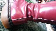 20160523_092803 (rugby#9) Tags: original feet yellow cherry boot shoe hole boots lace dr air 14 7 indoor icon wear size footwear stitching comfort sole doc 1914 cushion soles dm docs eyelets drmartens bouncing airwair docmartens martens dms cushioned wair doctormarten 14hole yellowstitching