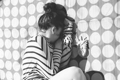 (Raissa Fitzgerald Photographer) Tags: heart sleep fetale dormire endoflove blackandwhite black white hug self selportrait selfie