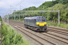 92038 (8A.Rail) Tags: caledonian gbrf 92038 0z41 halewoodwestjunction