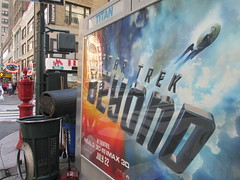 Star Trek Beyond Poster Billboard Phone Booth AD 1911 (Brechtbug) Tags: show street new york city nyc fiction film television st trek booth movie poster star tv jj theater phone mr theatre manhattan district space rip ad broadway science billboard midtown sidewalk ave captain spock scifi series beyond anton 1960s avenue abrams 7th futuristic kirk 32nd 2016 standee standees yelchin 06292016