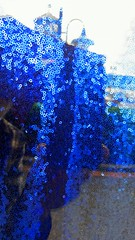 Flashy Blue Dress (rve13) Tags: poulsbo bluedress galaxys6