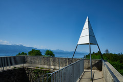 Tour de Gourze (Meinrad Prisset) Tags: schweiz switzerland nikon suisse nikkor d800 vaud genevalake laclman nikonlens grandvaux swizzera cantondevaud nikond800 afsnikkor2485mmvr captureone9