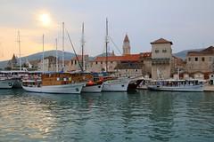 Trogir, Croatia (Unesco world heritage) (Frans.Sellies) Tags: croatia unesco trogir img9635