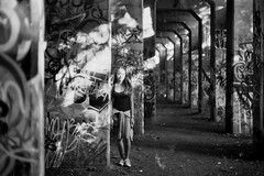 ---_0764 (amandatanguyen) Tags: portrait people blackandwhite bw film philadelphia analog darkroom portraits canon graffiti pier blackwhite penn philly canonae1 analogphotography upenn filmphotography callowhill graffitipier callowhillpark