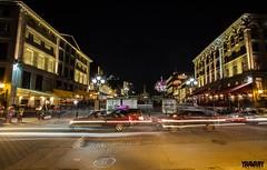 Place Jacques-Cartier, Vieux-Montréal (yravaryphotoart.com) Tags: city night canon downtown montreal soir nuit ville vieuxport urbain vieuxmontreal canonefs1022mmf3445usm canon7d yravaryphotoart yravaryphotoartcom