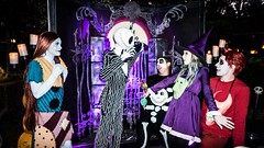 Lock, Shock, Barrel Halloween costumes! (Waffle_Princess1955) Tags: christmas costumes party halloween skeleton jack lock barrel before sally shock nightmare mickeys mhp