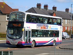 First Glasgow 32582 SF54OUB (J.G1004) Tags: 119 milngavie firstglasgow sf54oub 06052013
