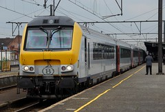 Gent St. Pieters 06.05.2009 (The STB) Tags: gent gand nmbs sintpieters i11 sncb