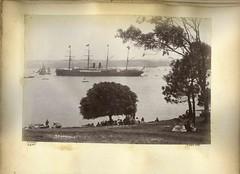 'SS ORIENT I', Sydney Harbour