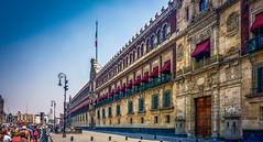 National Palace Mexico city, Mexico