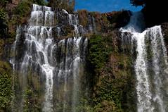 Les chutes de Tad Yuang au Laos