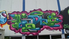 Virus (Graffiti HOF DenBosch Veemarkt) Tags: virus kingsofcolors