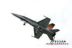 CF-18 (HassanmPhotography) Tags: ontario canada color art texture weather plane outside outdoors photography design fly nice wings air famous gray vivid aeroplane airshow brantford cf18 skiy phtorapher hassanphotography