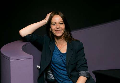 Kate Dickie at the For Those in Peril QA at Cineworld