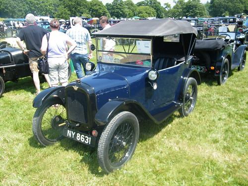 A3 - 1925 Austin Seven Type AC Tourer