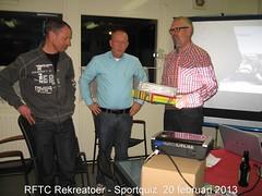 2013-02-20-Rekreatoer Sportquiz-26 (Rekreatoer) Tags: ridderkerk wielrennen sportquiz toerfietsen rekreatoer