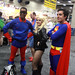 Superman cosplayers
