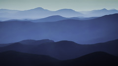 View From Mount Evans (photographyguy) Tags: mountains nature fog rockies colorado view vista rockymountains frontrange mountevans
