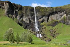Cascade de Foss a siou (Maillekeule) Tags: waterfall iceland foss cascade islande dverghamrar basalte siou kirkjubaejarkaustur