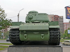 "KV-85 (obekt 239)  (5) • <a style=""font-size:0.8em;"" href=""http://www.flickr.com/photos/81723459@N04/9628085998/"" target=""_blank"">View on Flickr</a>"