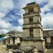 La singolare torre de El Palacio