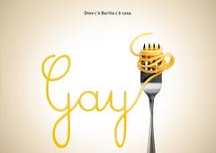 Dove c'è Barilla c'è casa (Federico Mauro) Tags: gay italian pasta adv barilla pubblicità viral omosex boicottaggio federicomauro boycottbarilla