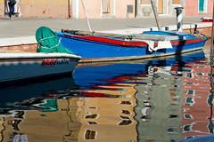IMG_8704_4788 (jimj0will) Tags: venice italy water colors reflections boats canal italian italia colours canals unesco worldheritagesite venetian venezia burano waterways jimj0will jimjowill