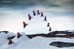 Sequence (Adam Palander's) Tags: winter snow nature sport photography freestyle action sweden outdoor backcountry snowmobile ruffriders