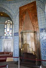 Baghdad Pavilion Fireplace (Keith Watson Photography) Tags: turkey fireplace istanbul palace baghdad pavilion topkapi 93793499n00 turkeyvacation