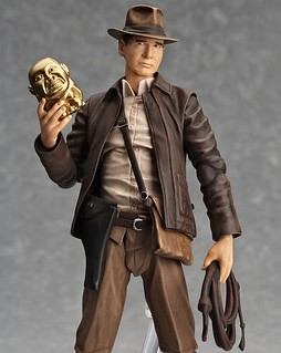 MAXFACTORY  figma Indiana Jones