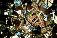 LABIRINTO DE ESPELHOS -  (219) (ALEXANDRE SAMPAIO) Tags: light luz linhas brasil arte imagens mosaico contraste fractal beleza colagem formas desenhos franca reflexos fantstico espelhos ritmo volume experimento criao detalhes montagem iluminao geometria realidade labirinto formao irreal cubismo tridimensional composio multiplicidade recortes criatividade estrutura imaginao esttica pontodevista possibilidade experimentao caleidoscpio fragmentos deformao inteno mltiplo fragmentao transcendncia irrealidade alexandresampaio intencionalidade labirintodeespelhos