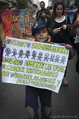 Acampe Contra Monsanto en el congreso nacional (I.MAGENTA) Tags: congreso marcha monsanto ogm activistas acampe