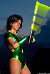 Romics 2013 Killer Instinct (SandroSebastiani) Tags: cosplay blackorchid killerinstinct