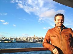 Ferry over de bosporus