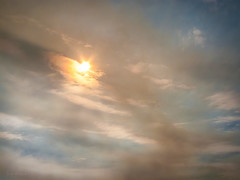 Sun lullaby ( childish sky ) ( ...... ( Alicia G. )) Tags: sky sun abstract sol clouds sweet pastel innocent nios cielo infantil nubes abstracto childish infantile cielonubes