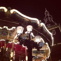 (manuscript376) Tags: christmas light carousel kopenhavn tivoly