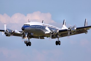 Breitling Super Constellation - RIAT 2013