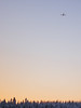 To the sunset (side rocks) Tags: winter sunset snow plane finland airplane landscape takumar flight tampere minimalisticlandscape takumarsmc