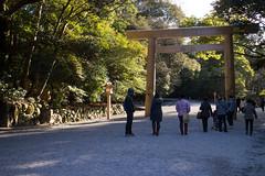 Ise Shrine (6) (evan.chakroff) Tags: japan shrine ise ksa iseshrine mieprefecture evanchakroff chakroff ksajapan2013